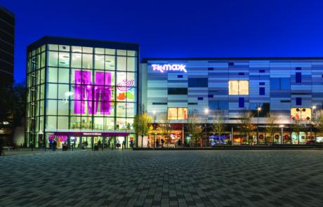 The Mall Luton shopping centre